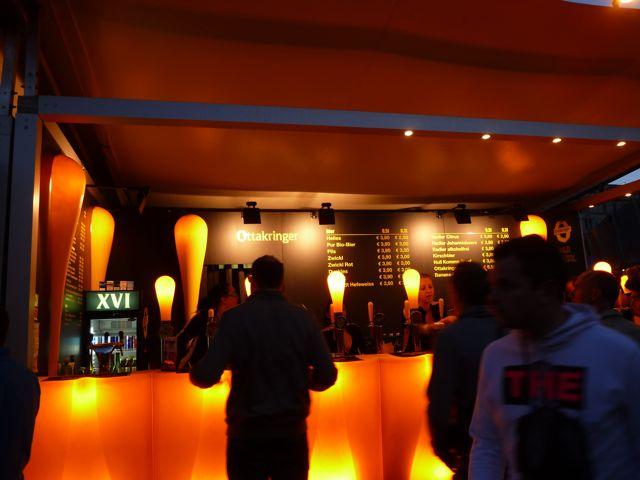 Ottakringer Brauerei Stand
