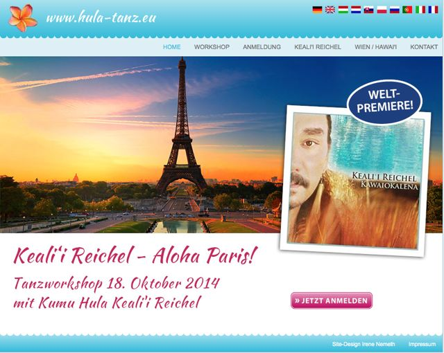 keali'i reichel website paris